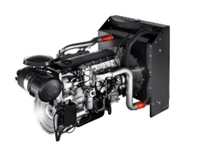 Motor FPT - Iveco diesel C87TE1D 1500 rpm 50 Hz 300 KVA LTP / 270 KVA PRP Reg. Electronica Stage 2A