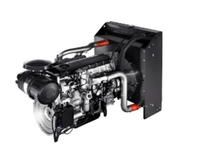 Motor FPT - Iveco diesel C87TE1F 1500 rpm 50 Hz 220 KVA LTP / 200 KVA PRP Reg. Electronica Stage 3A