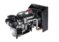Motor FPT - Iveco diesel C87TE3F 1500 rpm 50 Hz 275 KVA LTP / 250 KVA PRP Reg. Electronica Stage 3A