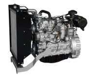 Engine FPT - Iveco diesel F32 SM1F 1500 rpm 50 Hz 33 KVA LTP / 30 KVA PRP Mec. Governor Stage  3A