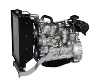 Engine FPT - Iveco diesel F32SM1A 1500 rpm 50 Hz 44 KVA LTP / 40 KVA PRP Mec. Governor Stage  2A