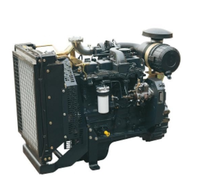 Engine FPT - Iveco diesel NEF45SM2 1500 rpm 50 Hz 83 KVA LTP / 75 KVA PRP Mec. Governor Stage  2A