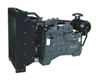 Motor FPT - Iveco diesel N67TE3F 1500 rpm 50 Hz 220 KVA LTP / 200 KVA PRP Reg. Electronica Stage 3A