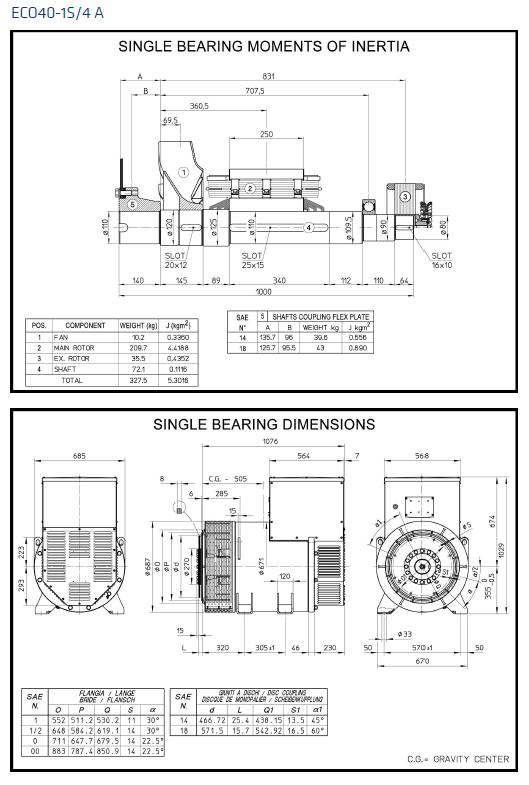 Swell Alternator Mecc Alte Eco40 1S Three Phase 437 Kva Ltp 400 Kva Prp Wiring 101 Ferenstreekradiomeanderfmnl