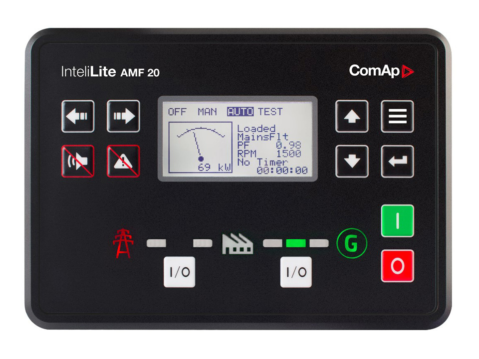 intelilite amf 20 comap genset components genset spares parts online rh gensetcomponents com intelilite amf 9 manual
