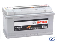 Battery Bosch 830A 100AH 12V S5 013